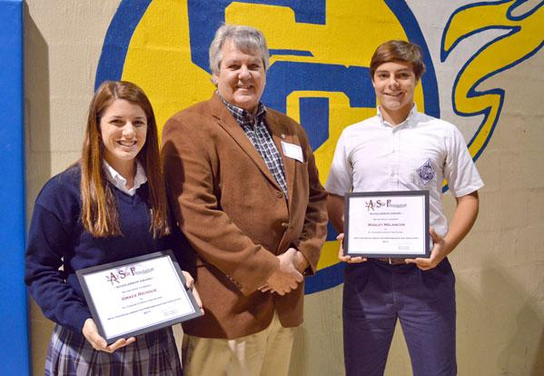 All-Star Foundation Scholarship Winners