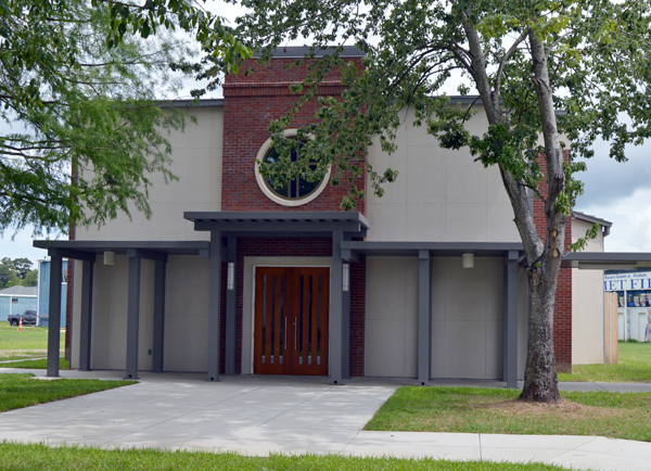 The New Chapel